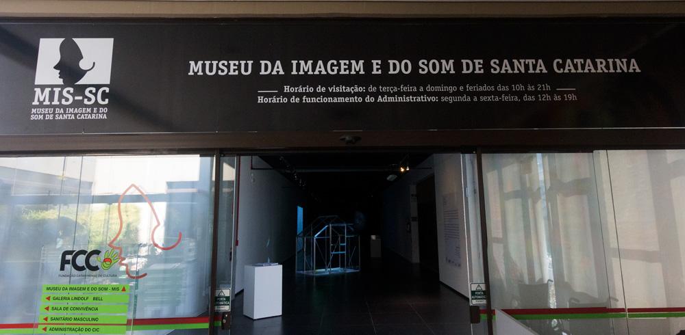 Museu da Imagem e do Som em Florianópolis-Thiago de Andrade