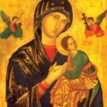Nossa Senhora do Perpétuo Socorro e seu quadro milagroso