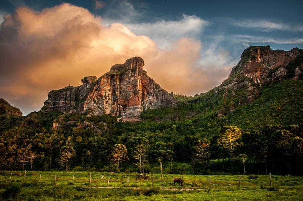 Pedras das Serras Catarinense e Gaúcha
