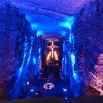 Catedral de Sal de Zipaquirá na Colômbia