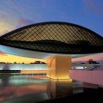 Museu Oscar Niemeyer, referência no Brasil e no mundo