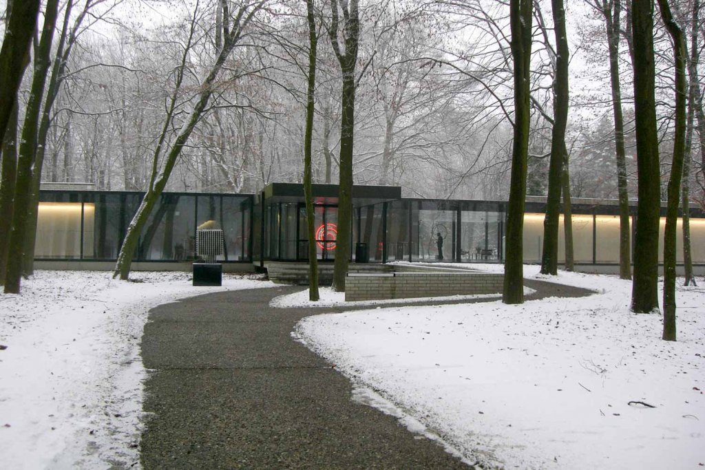 Museu Kroller Muller - Foto Marco André Briones