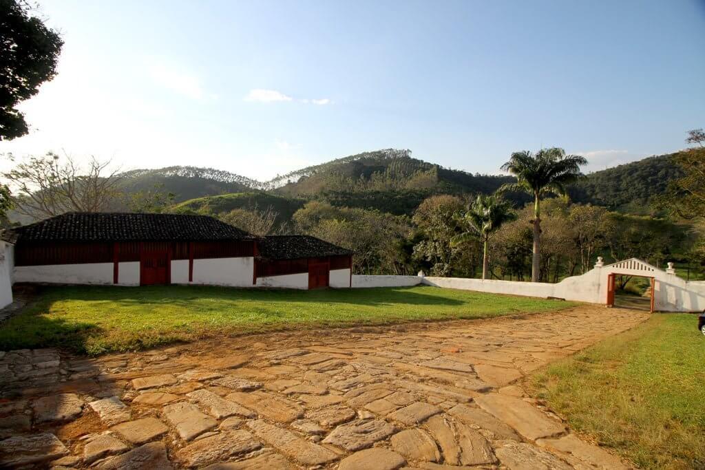 Fazenda Pau d'Alho - foto Marco Andre Briones