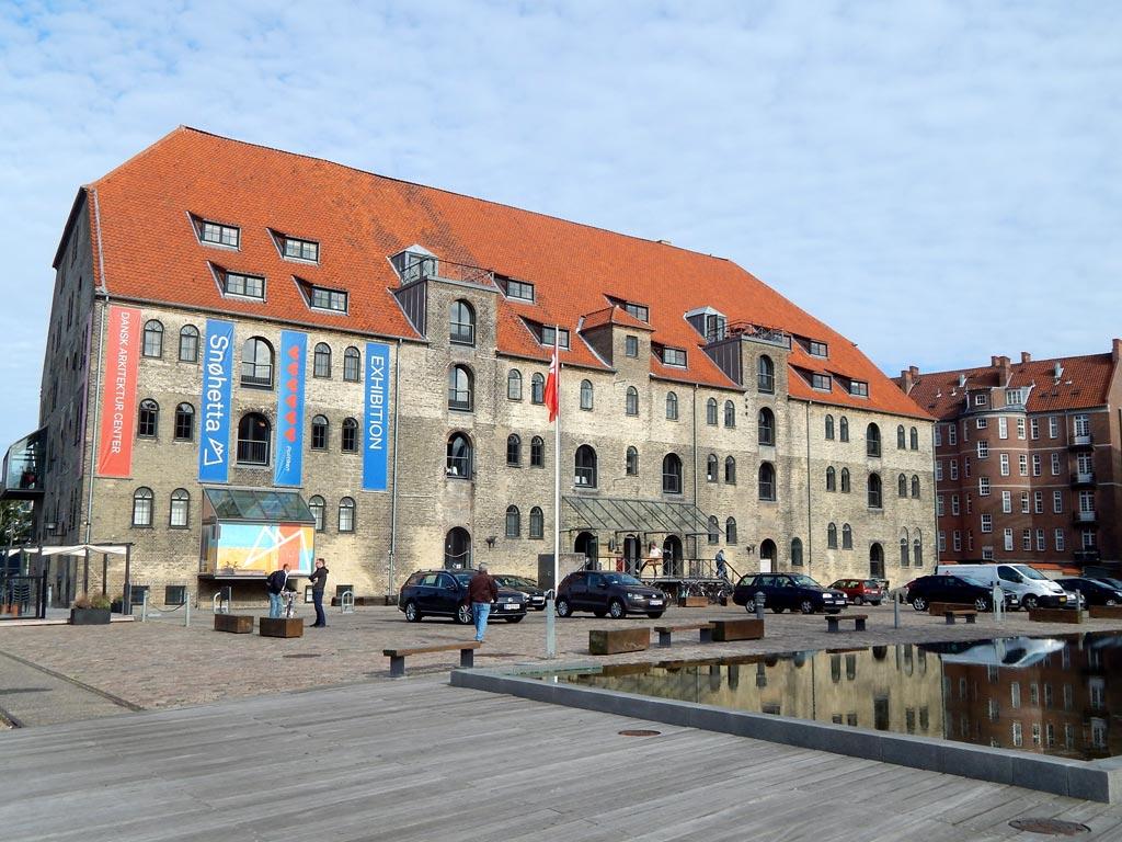 Centro de Arquitetura Dinamarquesa