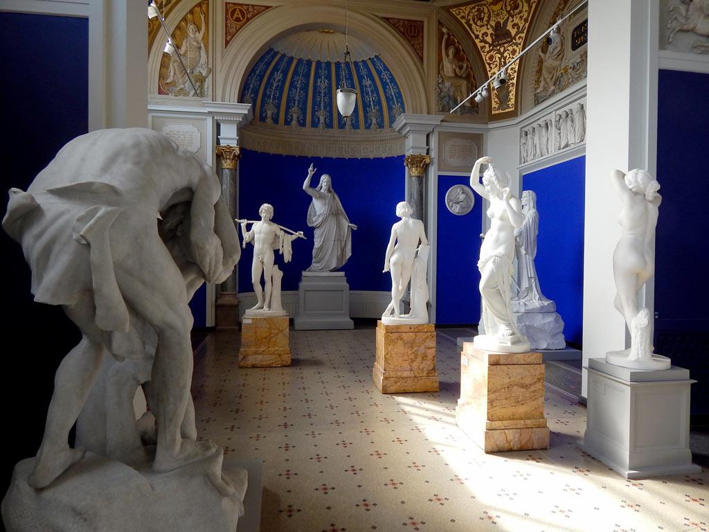 Glyptotek - Museu de Esculturas