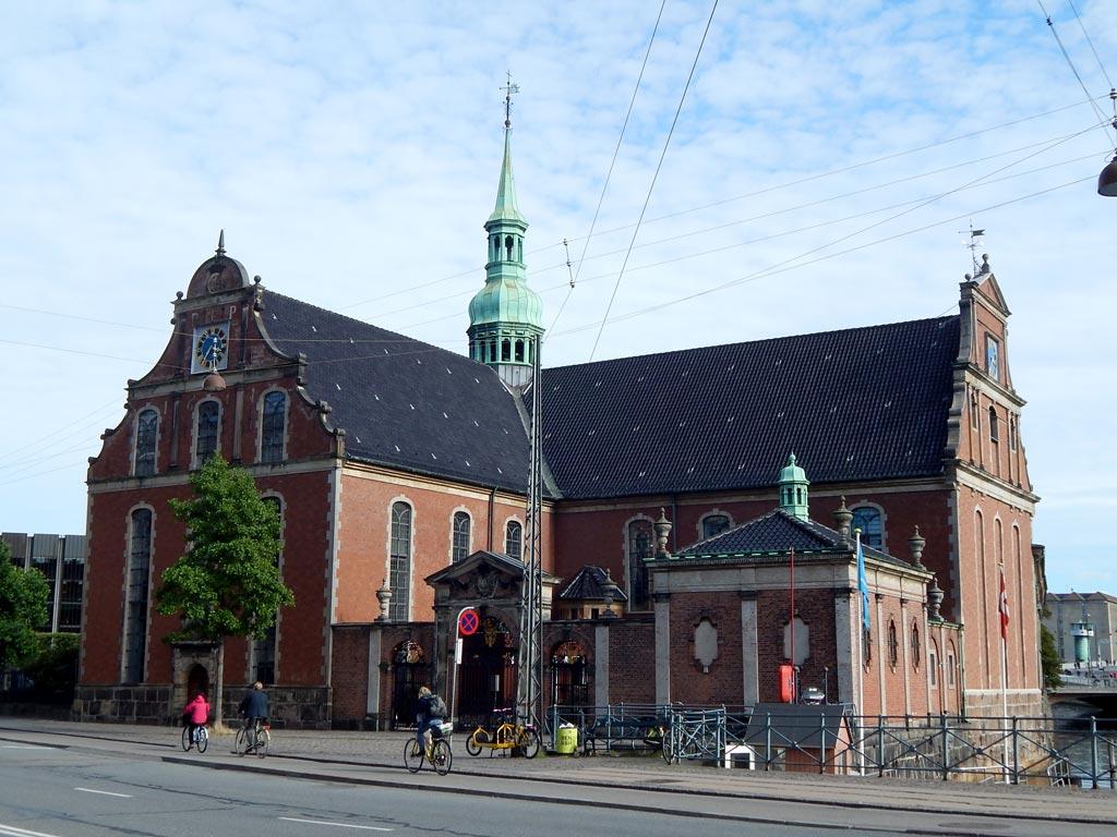 Holmens Kirke - Igreja Renascentista