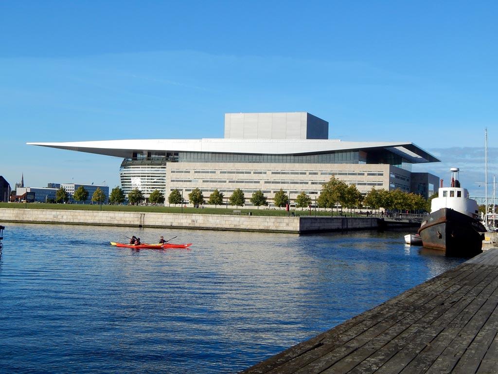 Operaen - Sede da Ópera