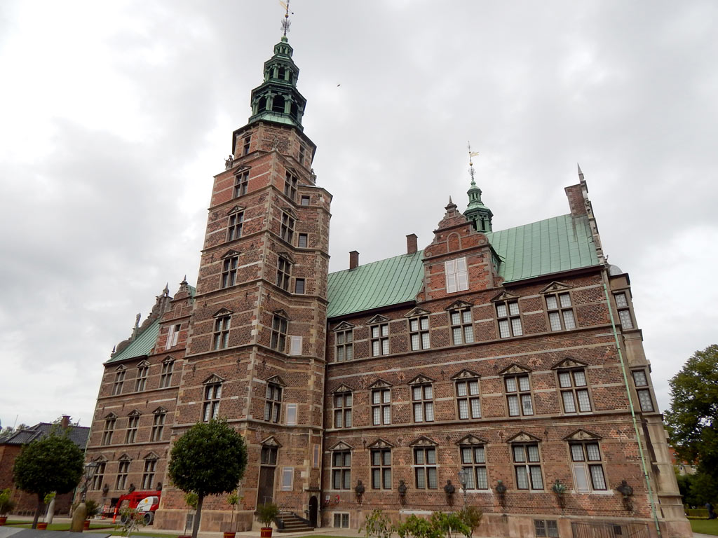 Rosenborg Slot - Castelo Real
