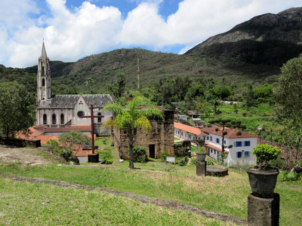 Santuário do Caraça - Fotos de Marco André Briones.