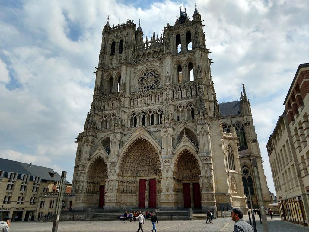 Basílica Catedral Notre Dame de Amiens
