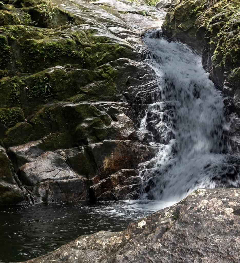 cachoeiras de Cananeia