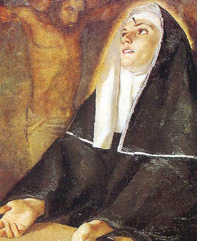História de Santa Rita de Cássia
