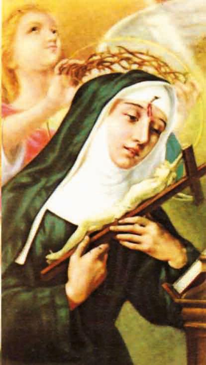 Santa Rita De Cássia Detalhes De Uma História De Amor