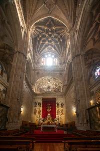 Catedral Nova de Salamanca