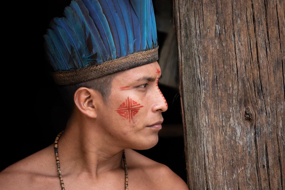 tribo indígena Dessana Tukana