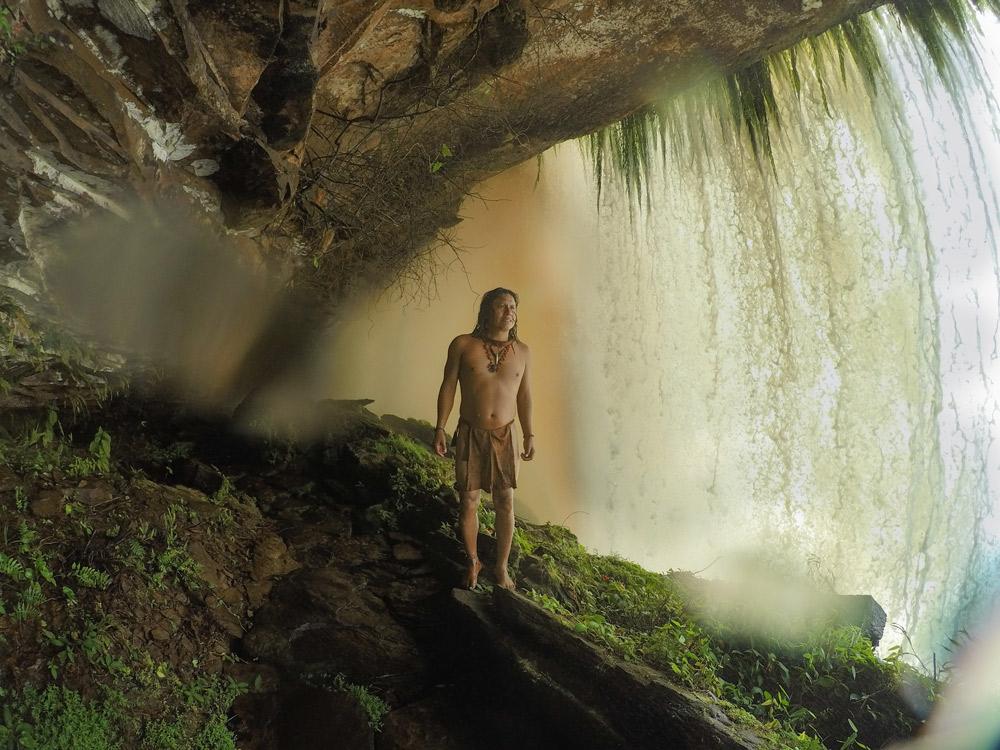 Parque Nacional Canaima e Salto Angel na Venezuela. Foto Marcio Masulino - Cidade&Cultura