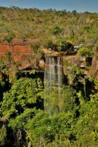 Serras Gerais - Cachoeira da Cortina – Fotos Caroline Maki