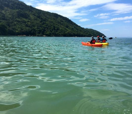 Expedição Ilha Anchieta