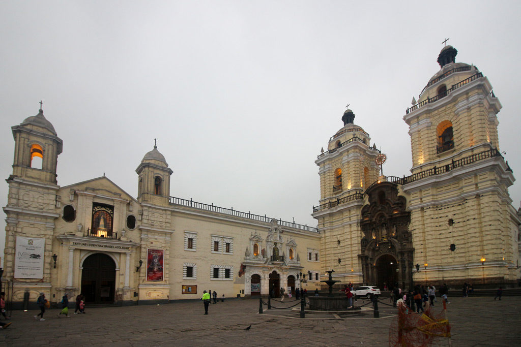 LIma - Igreja e Convento de São Francisco