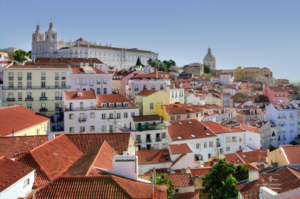 bairros históricos de Lisboa