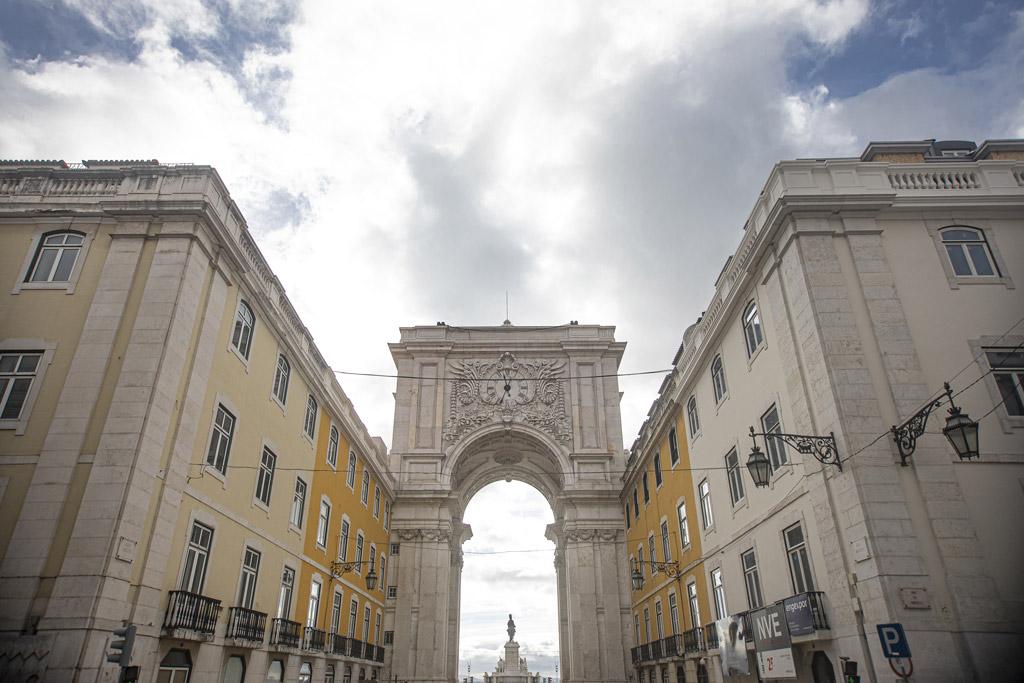 arquitetura em Lisboa