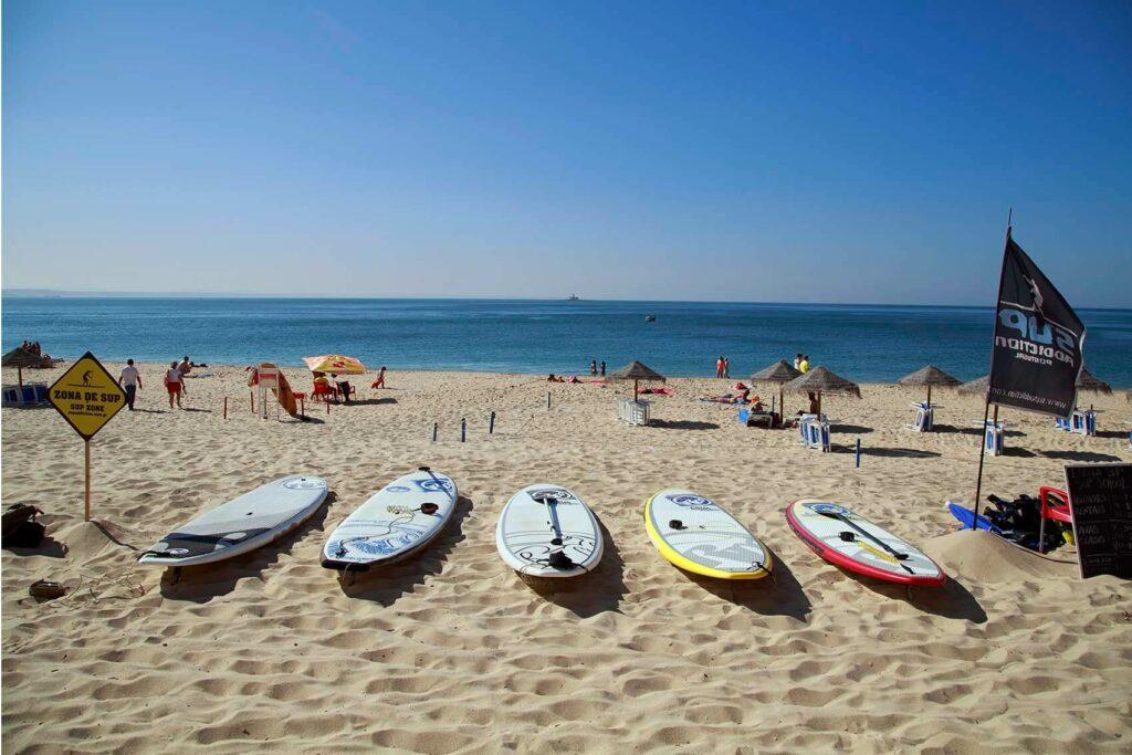 praias em Lisboa